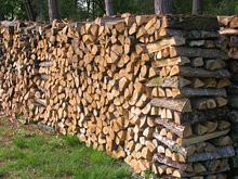 Prodej palivového dřeva jižní čechy